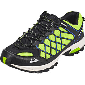 High Colorado Stratos Low Scarpe verde/nero